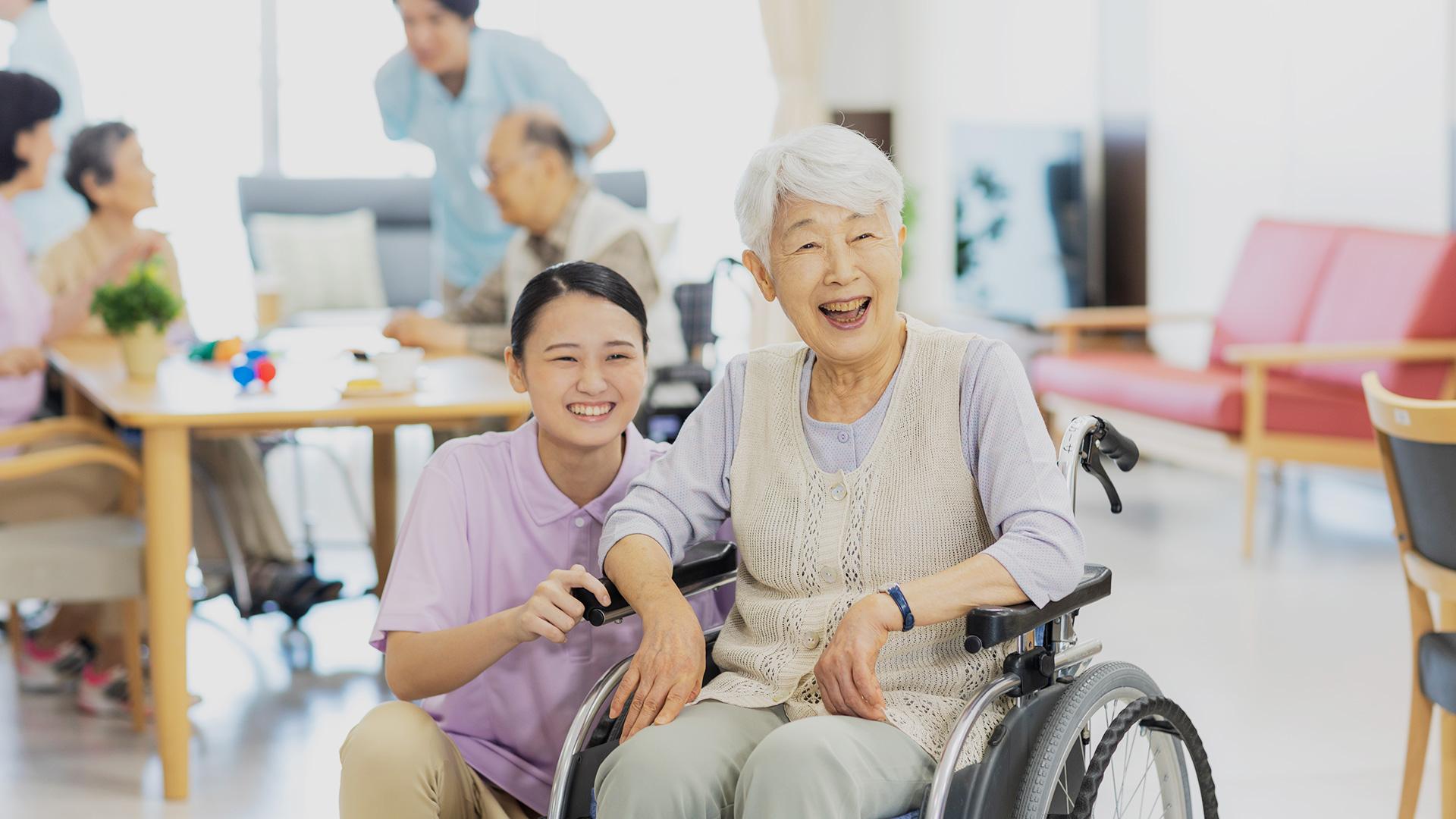 介護・福祉のIKOIGROUP イコイグループ